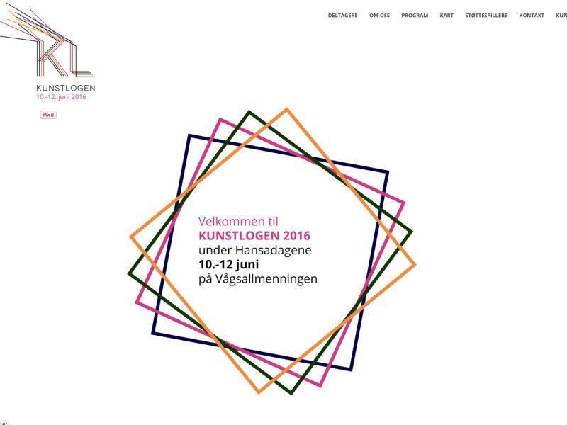 Kunstlogen, 10.-12. juli