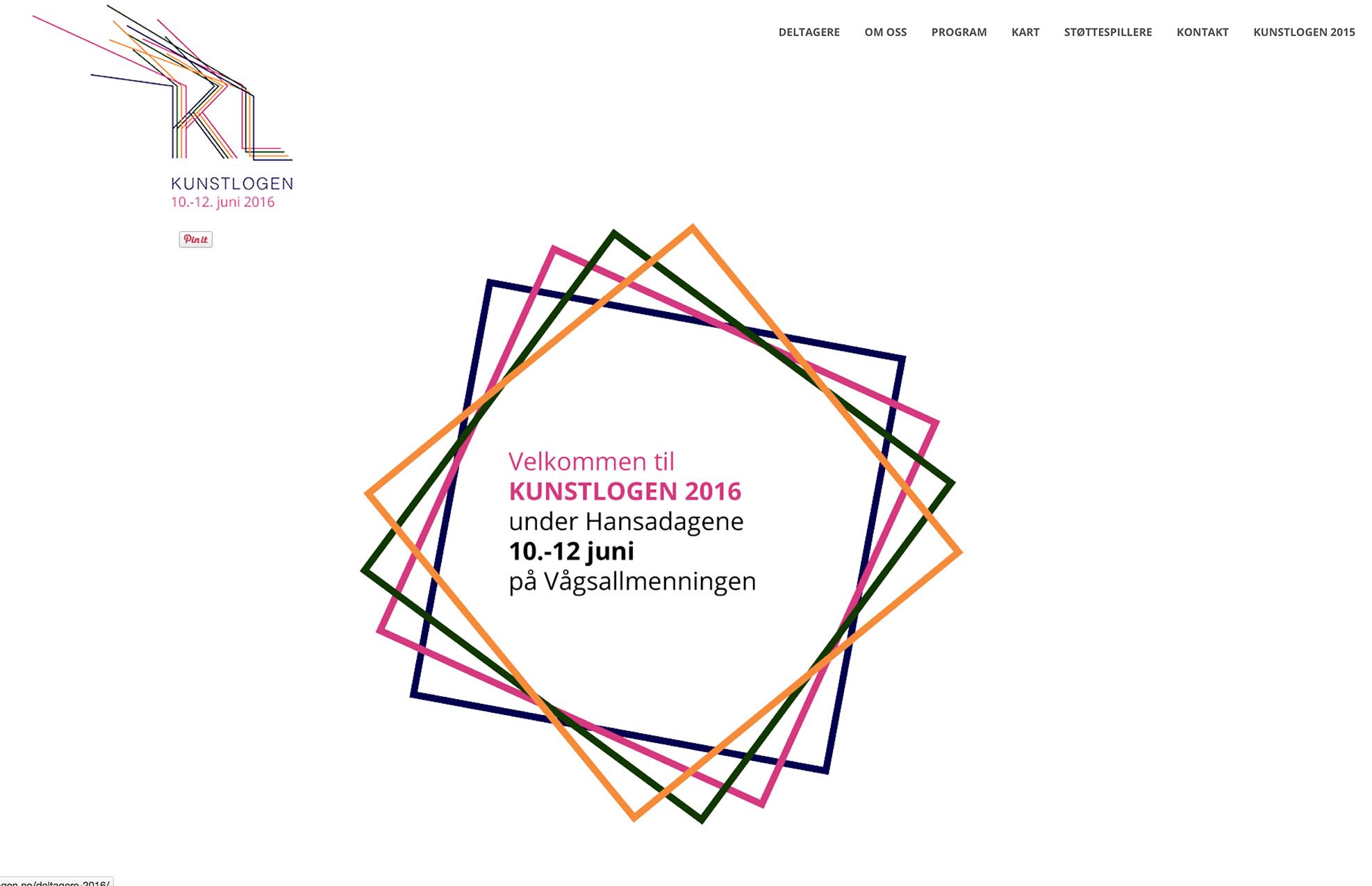Kunstlogen, 10.-12. juli 2017