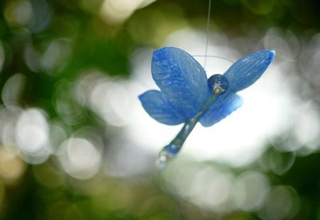 Delftblå/blå